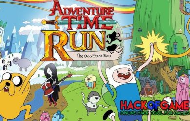 Adventure Time Run Hack