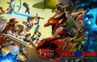 Adventure Quest 3D Mmo Rpg Hack