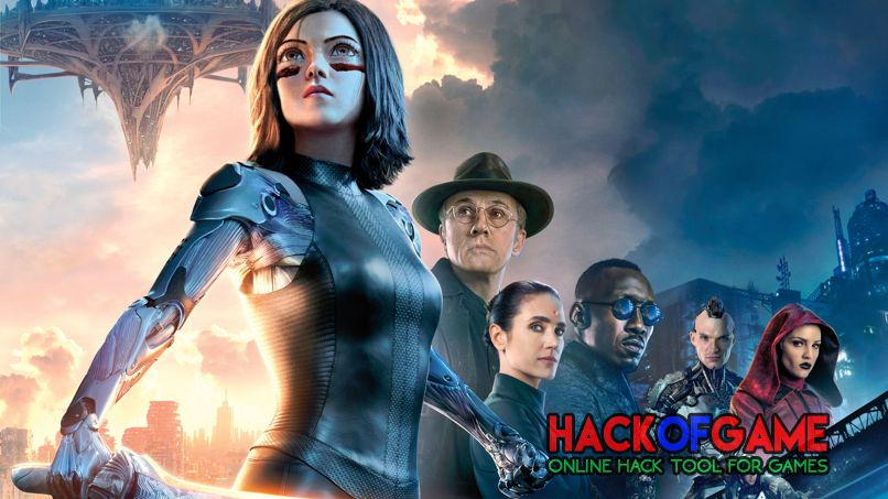 Alita Battle Angel Hack