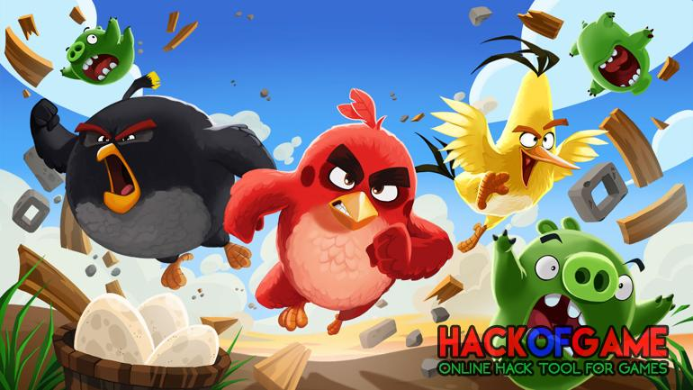 Angry Birds Dream Blast Hack