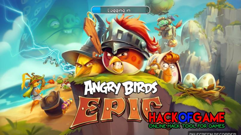 Angry Birds Epic Rpg Hack