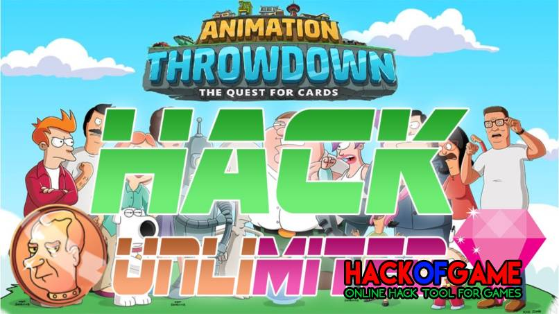 Animation Throwdown Hack