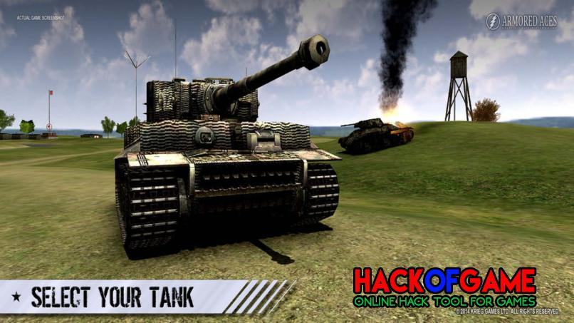 Armored Aces Hack