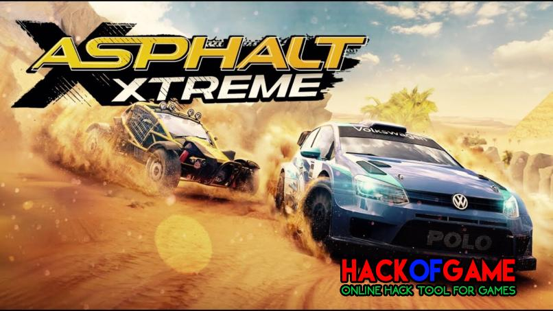 Asphalt Xtreme Rally Racing Hack