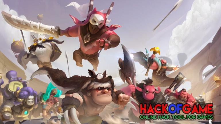 Auto Chess VNG Hack