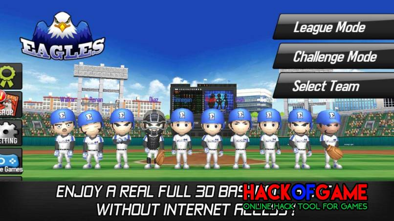 Baseball Star Hack