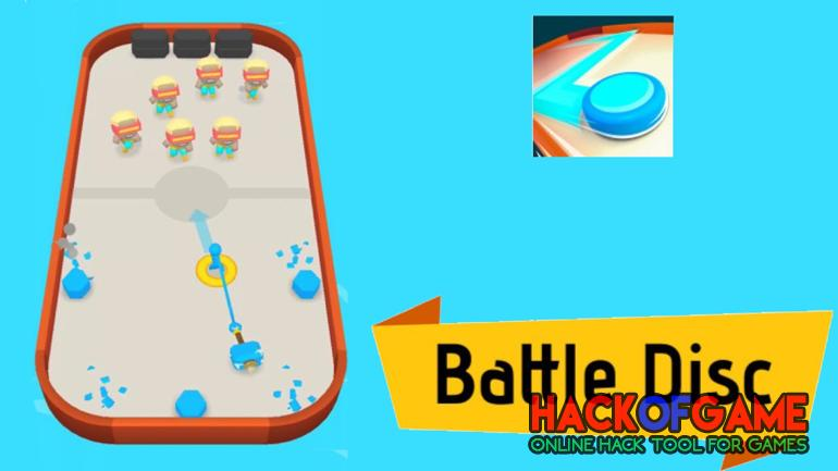 Battle Disc Hack