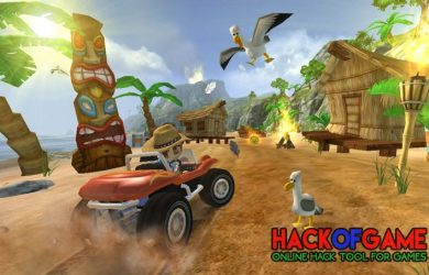 Beach Buggy Racing Hack