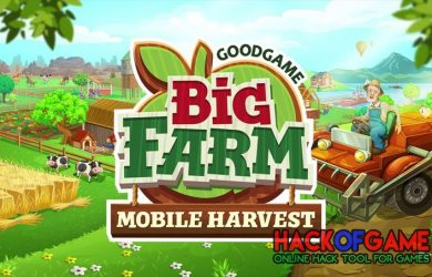 Big Farm Mobile Harvest Hack