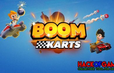 Boom Karts Hack 2021, Get Free Unlimited Gems To Your Account!