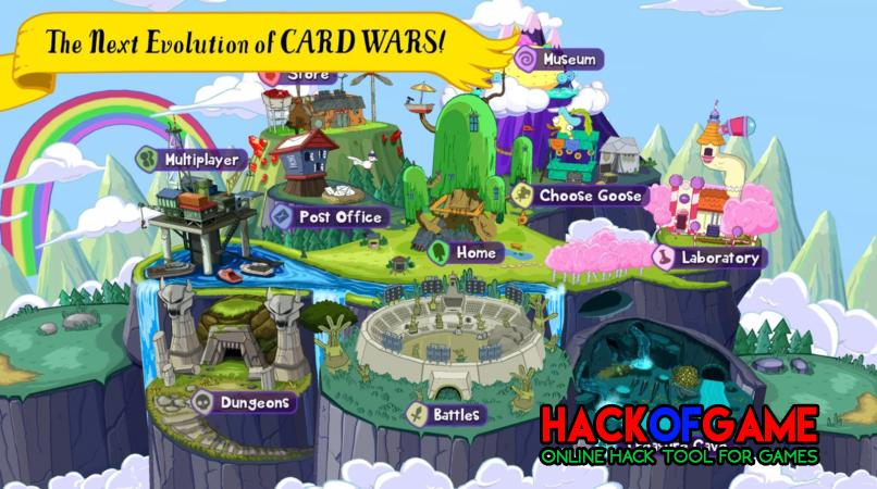 Card Wars Kingdom Hack