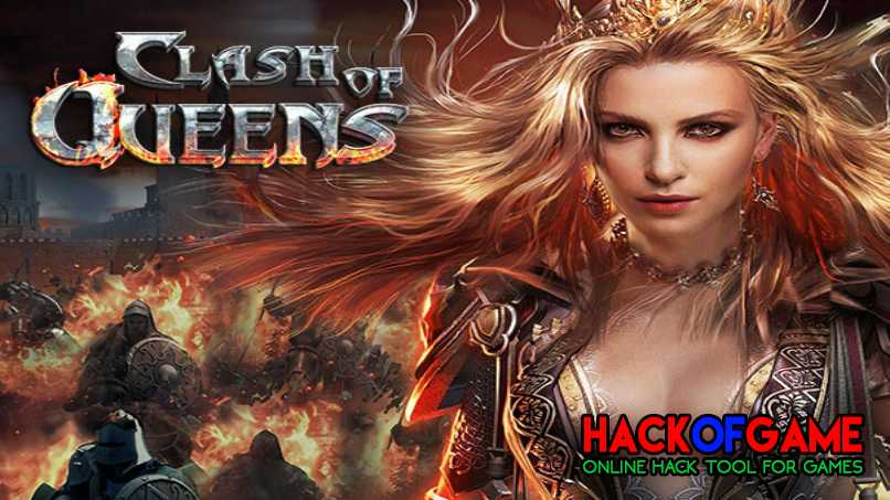 Clash of Queens Hack