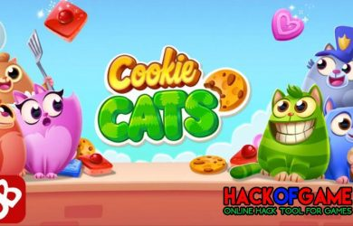 Cookie Cats Hack