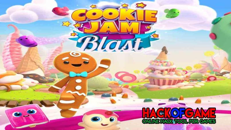 Cookie Jam Blast Hack
