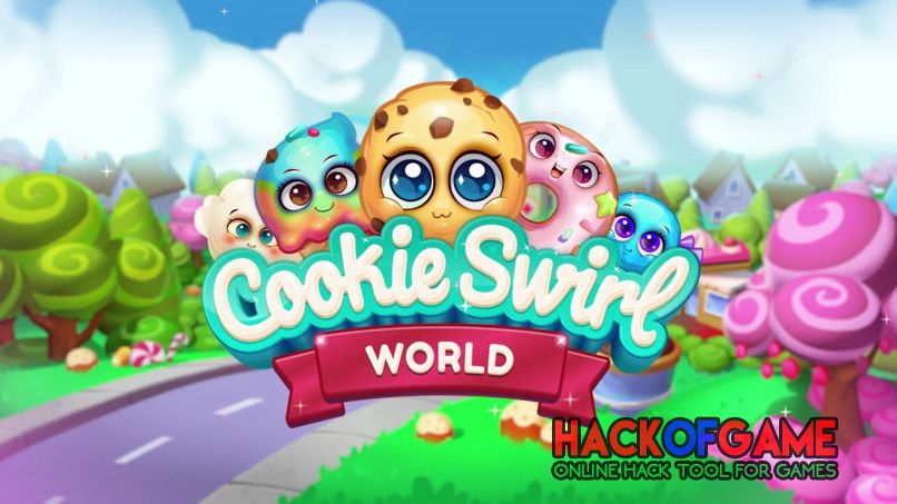 Cookie Swirl World Hack