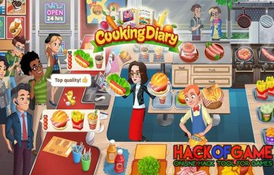 Cooking Diary Hack