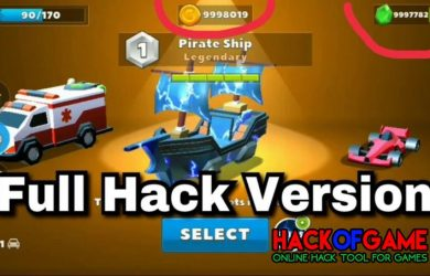 Crash Of Cars Hack