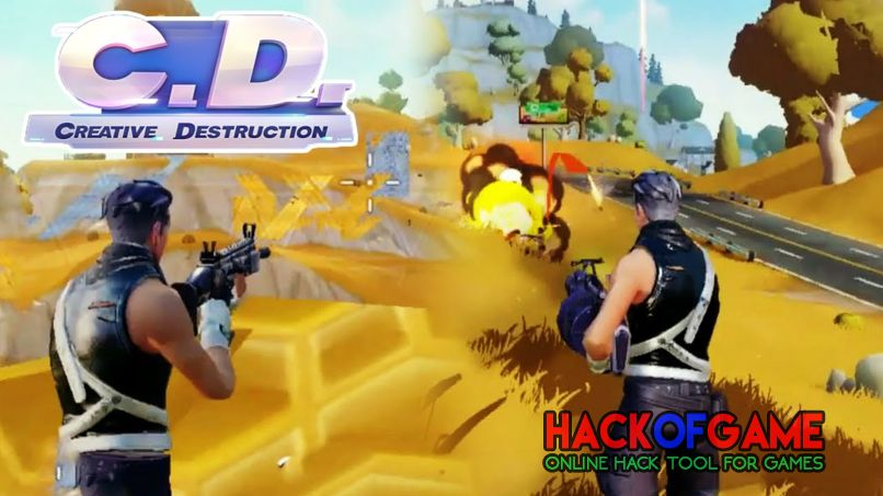 Creative Destruction Hack