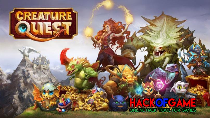 Creature Quest Hack