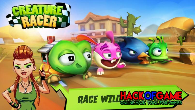 Creature Racer Hack