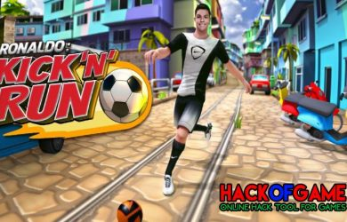 Cristiano Ronaldo Kicknrun Football Runner Hack