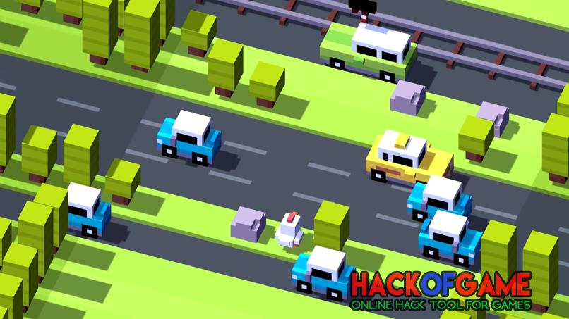 Crossy Road Hack