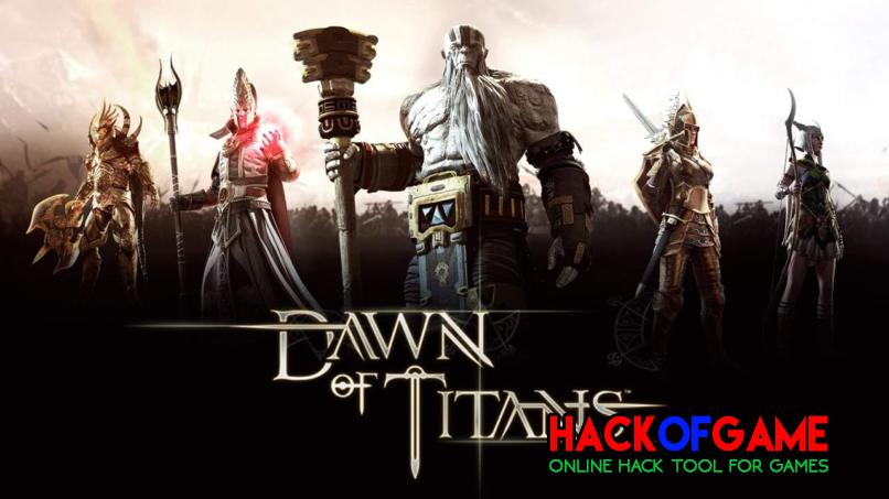 Dawn Of Titans Hack