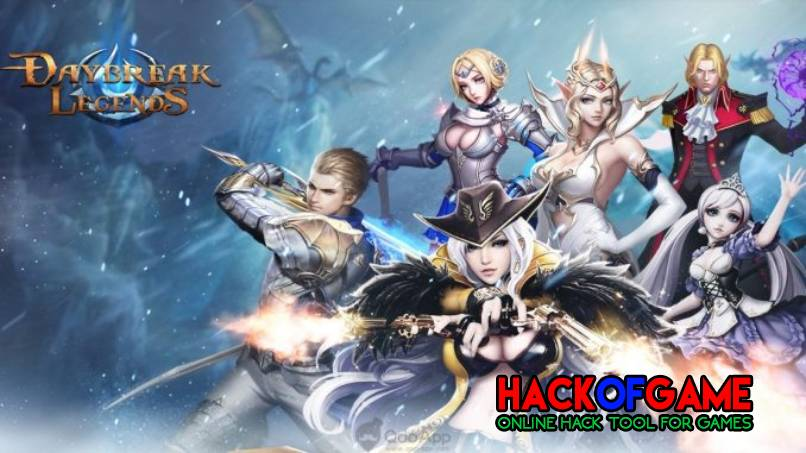 Daybreak Legends Hack