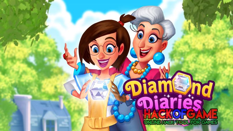 Diamond Diaries Saga Hack