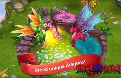 Dragons World Hack