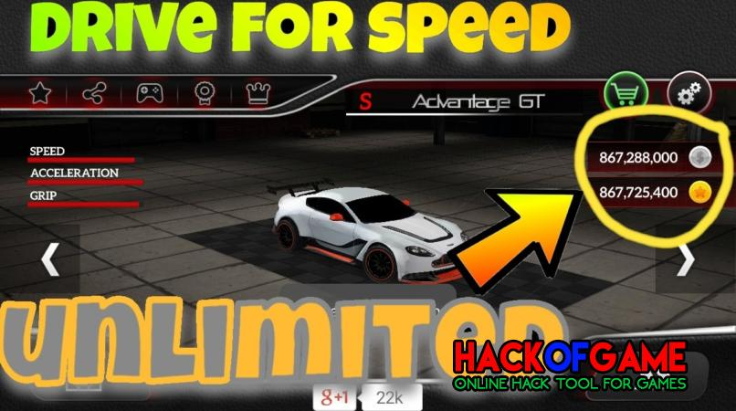 Drive For Speed Simulator Hack
