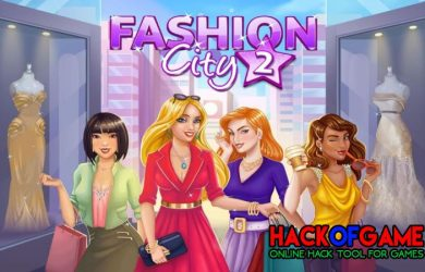 Fashion City 2 Hack
