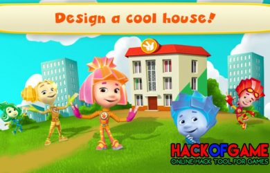 Fiksiki Dream House Hack