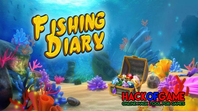 Fishing Diary Hack