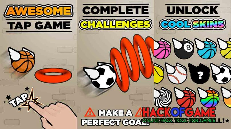 Flappy Dunk Hack