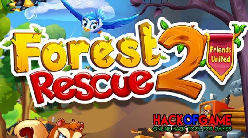 Forest Rescue 2 Friends United Hack