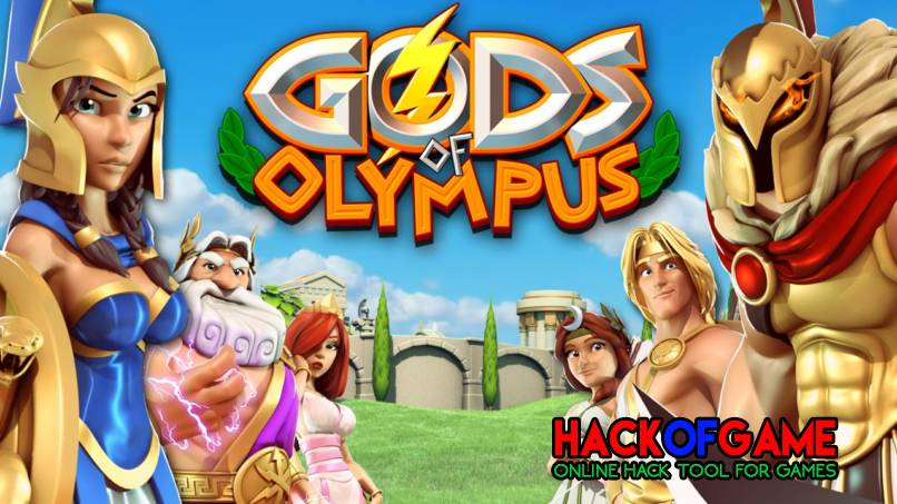 Gods Of Olympus Hack