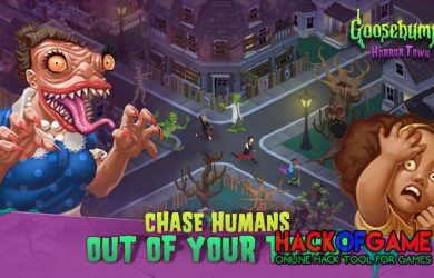 Goosebumps Horrortown Hack