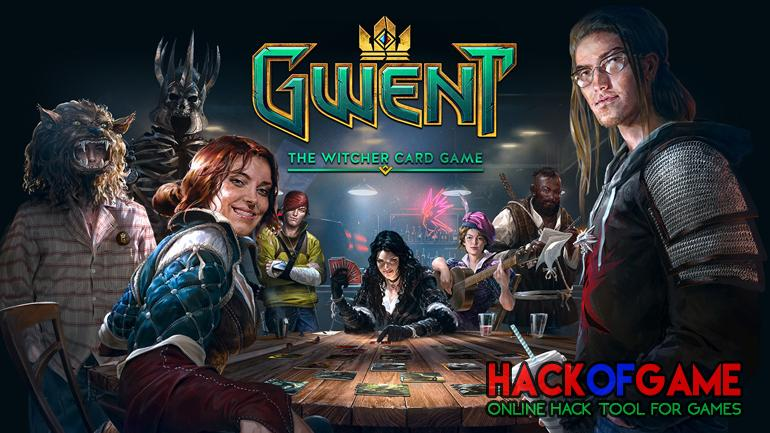 GWENT The Witcher Card Game Hack