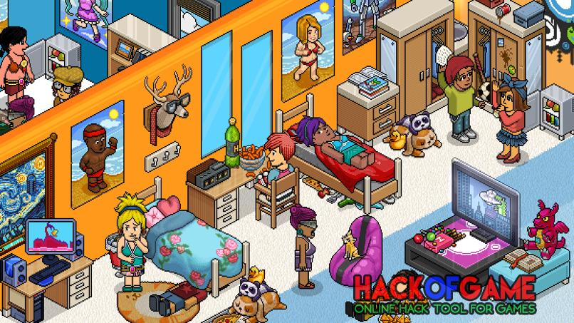Habbo Virtual World Hack