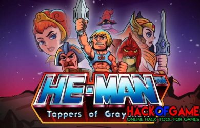 He Man Tappers Of Grayskull Hack