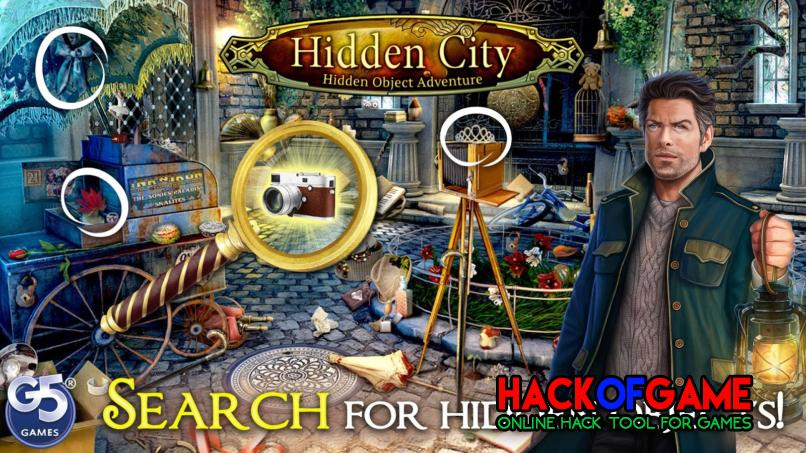 Hidden Objects Mystery Society Crime Solving Hack