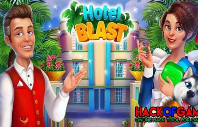 Hotel Blast Hack 2021, Get Free Unlimited Gold To Your Account!