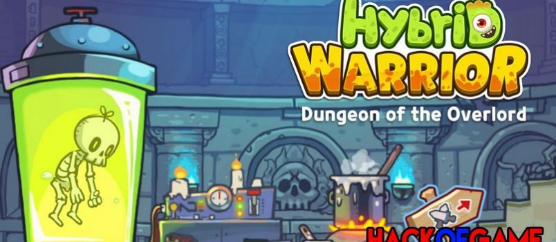 Hybrid Warrior : Dungeon Of The Overlord Hack 2021, Get Free Unlimited Gems To Your Account!