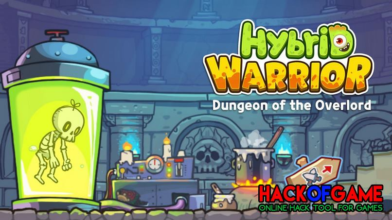 Hybrid Warrior : Dungeon of the Overlord Hack