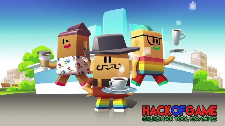 Idle Coffee Corp Hack