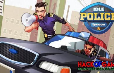 Idle Police Tycoon - Cops Game Hack 2021, Get Free Unlimited Gems To Your Account!