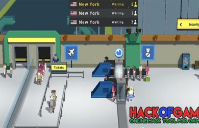 Idle Tap Airport Hack