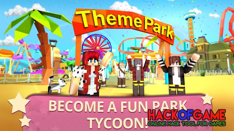Idle Theme Park Tycoon Hack