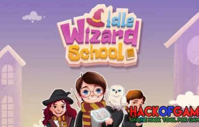 Idle Wizard School Hack